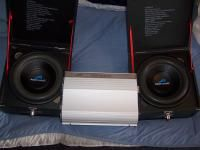 Power Acoustik Electronics, EnclosuresAndSubs